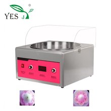 Automatic cotton candy wrapping machine