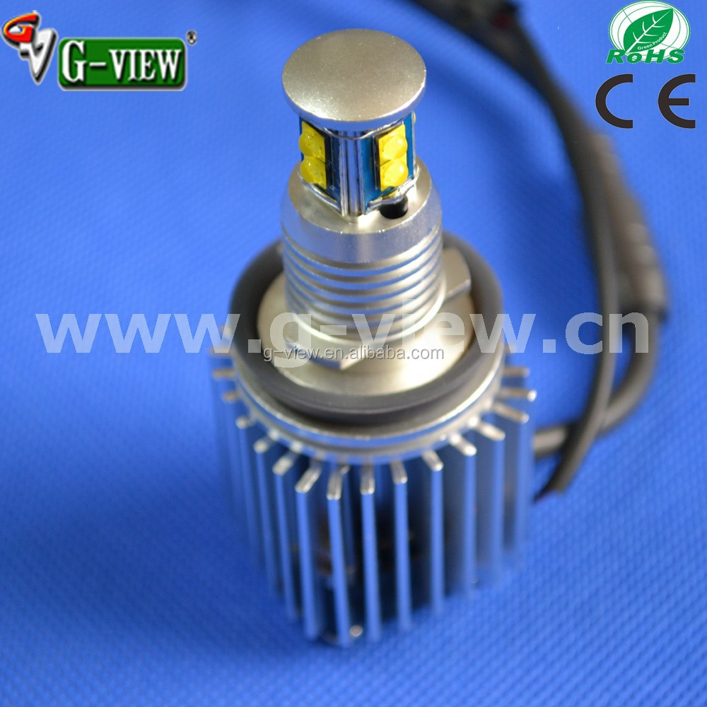 auto led lamp E92 80w led angel eyes , e92 car led marked , 10-30v auto led marked