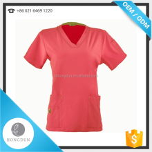 OEM service fashinoable nurse uniform designs,Medical Scrubs nurse hospital uniform designs