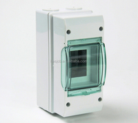 IP66 MCB waterproof distribution box