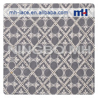 High Quality Of African French Net Lace Fabric