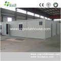 ISO standard living flat pack vacation cabin 40ft container house