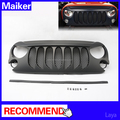 front bumper grille for jeep wrangler jk accessories from maiker for jeep wrangler grill