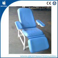 top sell high quality medical manual adjustable blood phlebotomy chairs for sale