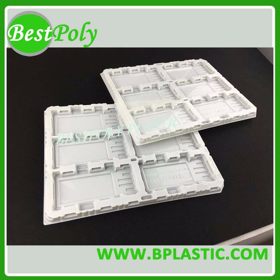 Custom ESD tray anti-static tray electronic component tray