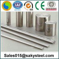 best quality peeled 431 416 420f 430f stainless steel ss round bar best price