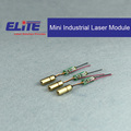 Smallest Size 4x8.5mm 5mw mini Laser diode module APC driver outside for barcode scanner