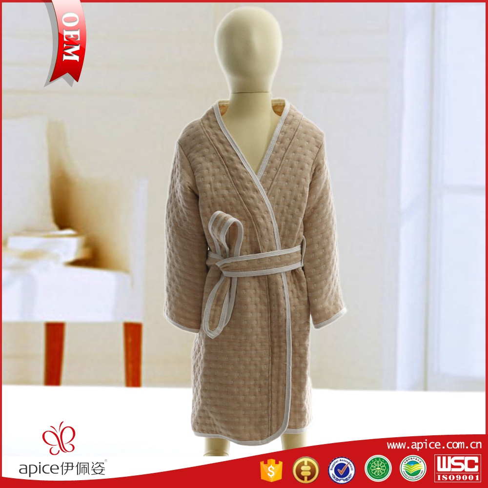 Promotional Baby 100% Cotton Poncho Bathrobe