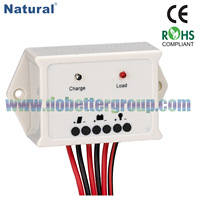 3A solar charger controller with CE