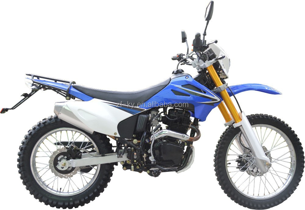 CRF motos enduro 250cc