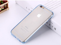 new design in stock 2 in 1 full protective transparent soft tpu smart phone case cover for iphone 5s e