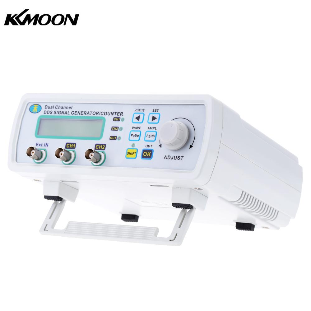 Mini DDS Function Signal Source Generator Digital Signal Generator Dual-channel Arbitrary Waveform Frequency 200MSa/s 6MHz