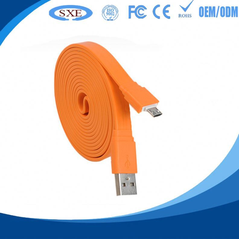 OEM acceptable mobile phone accessoires usb data cable