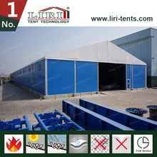 Used Portable Big Industrial Storage Tent Shed for Sale