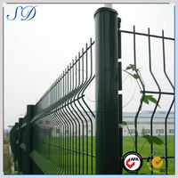 High quality attractive price 9 # chain link fence