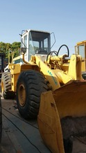 original japan loader used kawasaki KLD85Z wheel loader for sale