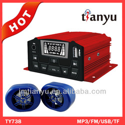 China motorcycle alarm mp3 player three wheel passenger motorcycles