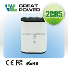 Photo Lithium Battery 2CR5