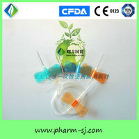 2016 hot selling fast delivery Butterfly Injection Needle