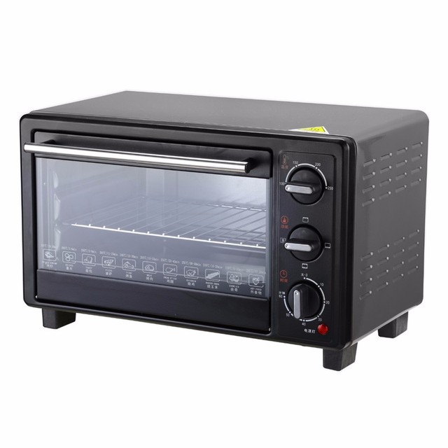 Posida 16L Home desktop turbo Oven with CE CB RoHS