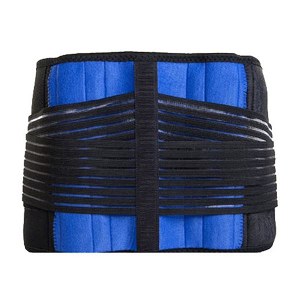 High Quality Low Price Strength Lumbar Posture Brace Belt, Orthopedic Lumbar Back Support