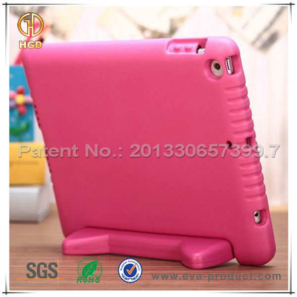 Cute Cartoon Design EVA Foam Soft Protective Case For iPad Air Tablet