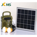 green energy solar power system apply led bulbs/fan/radio