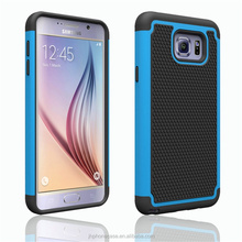 Tough bumper hybrid shield rubber case for Galaxy Note 5 S pen skin phone