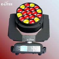 Color chasing 19x15W led moving head, dot control led zoom moving head