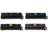 China factory price color toner cartridge Q2670 for HP Laser Jet 3500 3550