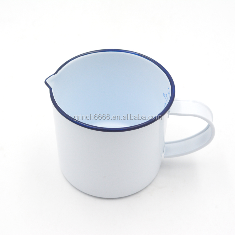 500ML enamel measuring cups