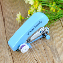 Multi-Functional Handheld Useful Home Portable Trip Sewing Machine