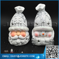 2016 New Cartoon ceramic santa head