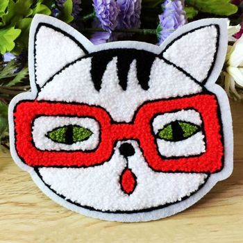 Custom Made Personalized Cheap Embroidery Chenille Patches Buy