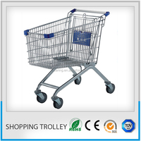 disabled shopping trolleys/old lady trolley/shopping cart wheels wholesale