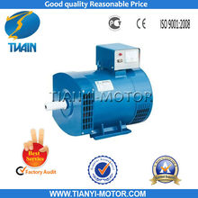 Working Model Electric Generator CE, ISO9001 Approved