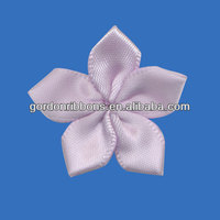 Wholesale bra satin ribbon bow for underwear