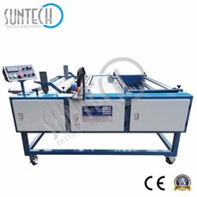 SUNTECH Simple Inspection Function Fabric Measuring Rolling Machine
