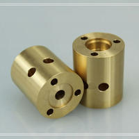 Customized Precision Brass Parts Standard Non