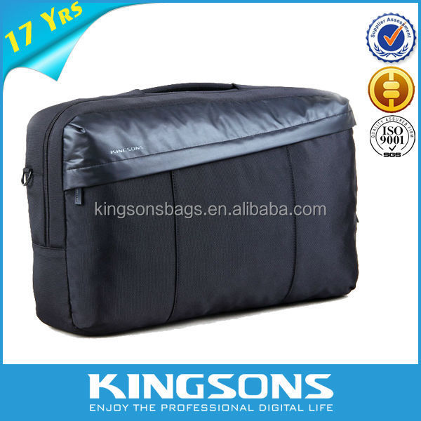Hot selling black duffel bag for men