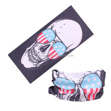 Seamless Tube Multifunction Headwear Men's Bandana