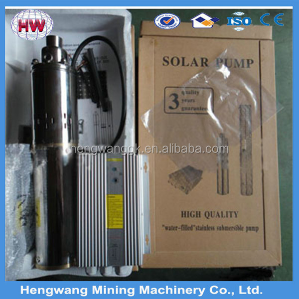 Solar Water Pumps Price Bore Hole Submersible Pump Dc