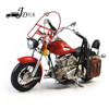 Wholesale 1:8 Scale Red Motorcycle Model Art & Collectible JLM2158M-R