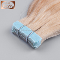 in stock hot selling top quality tape hair famous products made in china super hair tape