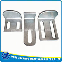 Mechanical Parts Fabrication Services