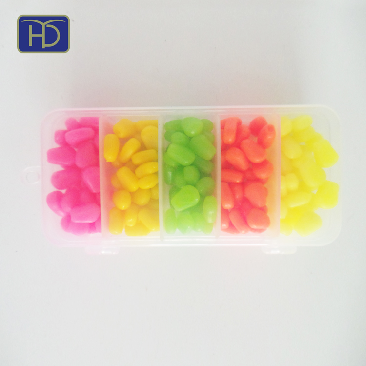 Hot sale different color 150pcs corn <strong>fishing</strong> lure set