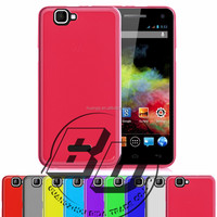 Top Selling Durable Ultra Durable Soft TPU case many colors For Wiko Rainbow Pudding case fast delivery