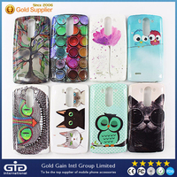 [GGIT] Artistic TPU Case for LG G3 Mini Mobile Phone Cover for Wholesale