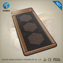 Heating Tourmaline Mattress FIR Warm Therapy Tourmaline Pad