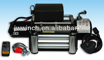 Professional winch manufacturer supply 9500lb winch